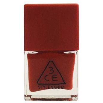 3CE RED RECIPE LONG LASTING NAIL LACQUER/レッドレシピ ロングラスティング ネイルラッカー (RD08) [並行輸入品]
