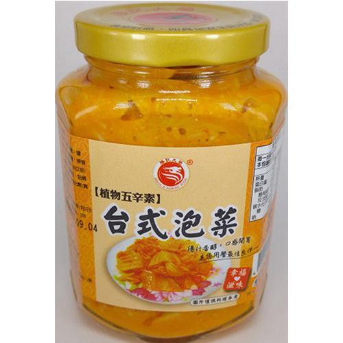 勝紀大榮台式泡菜360G【愛買】