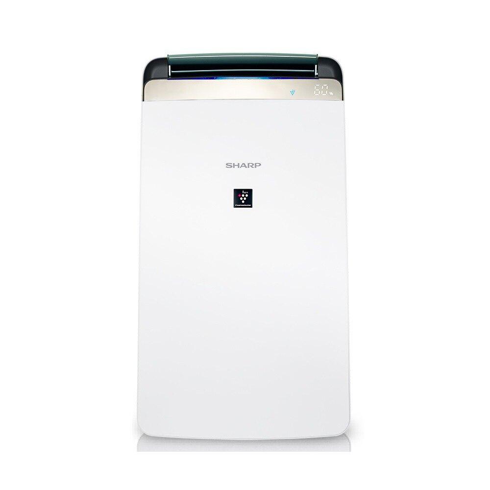 【夏普SHARP】10L 1級自動除菌離子除濕機(DW-J10FT-W)★每日0:00限量領券