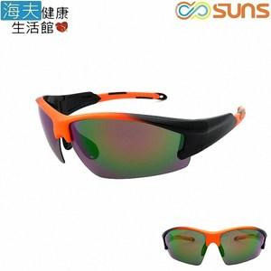 【海夫】向日葵眼鏡 太陽眼鏡 戶外運動/偏光(822022)