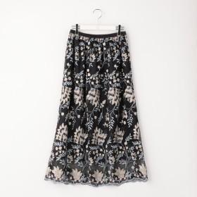 [マルイ] フラワー刺繍レーススカート/ノーリーズ レディース(NOLLEY'S)