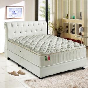 睡芝寶 正三線乳膠 五星級飯店用 麵包型 蜂巢獨立筒床墊-厚26cm單人3.5尺