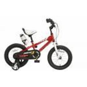 【新品/取寄品/代引不可】Royalbaby FREESTYLE 14 RB-WE レッド (48362) 子供用自転車【北海道