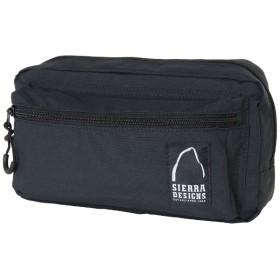 SIERRA DESIGNS ウエストバッグ SDW-180BK ブラック