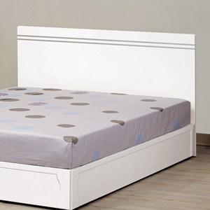 艾麗絲5尺床頭片