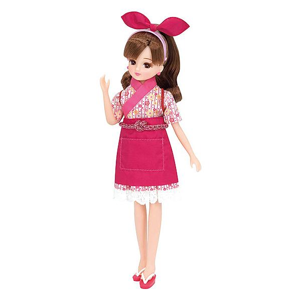 莉卡娃娃 配件 莉卡壽司店員服
