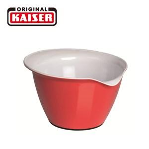 【Kaiser】烘焙調理碗4升(紅)