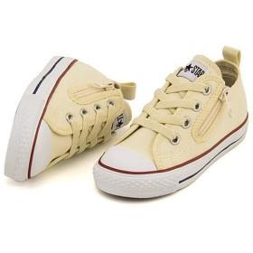 [コンバース] 女の子 キッズ 子供靴 ローカット スニーカー チャイルドオールスターNZOX 屈曲性 カジュアル スポーツ スクール 学校 CHILD ALL STAR N Z OX 3CK551 ホワイト 15.0cm