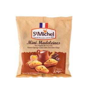 法國St.Michel 巧克力瑪德蓮蛋糕 175g