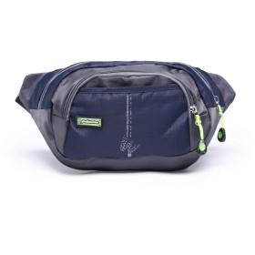 男性と女性の旅行バッグハイキングのアウトドアスポーツポケットポケット,紺