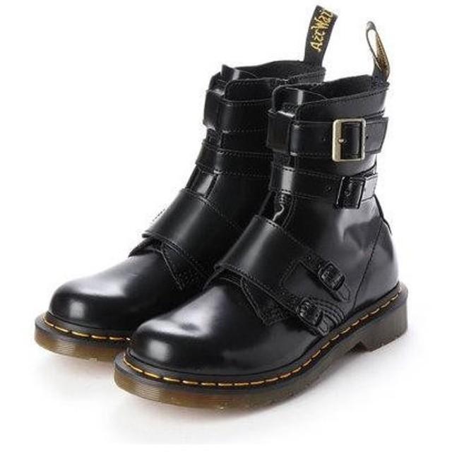 ドクターマーチン Dr.Martens BLAKE 2 バックル ブーツ 25231001 (BLACK)