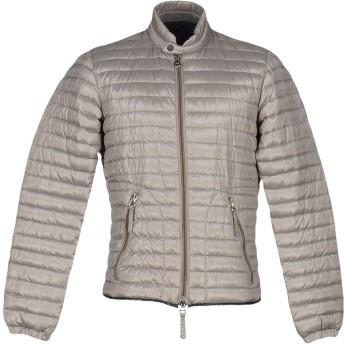 《セール開催中》DUVETICA メンズ ダウンジャケット ライトグレー 50 ナイロン 100%