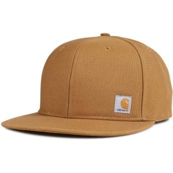 カーハート キャップ 帽子 スナップバック ASHLAND CAP 101604 ユニセックス (ブラウン)