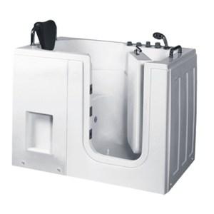 【海夫】開門式浴缸 內開式 105-R 氣泡按摩款_120*78*90