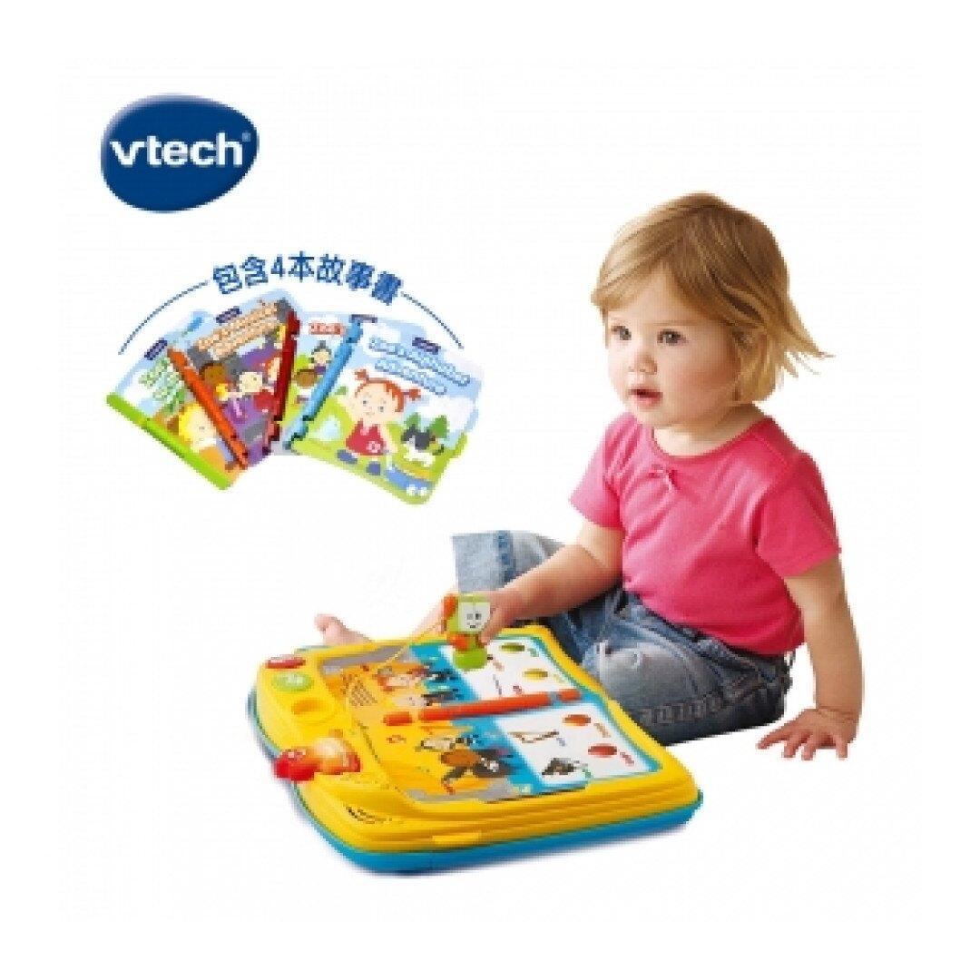 《英國 Vtech》 寶寶認知啟蒙互動學習套書組 東喬精品百貨