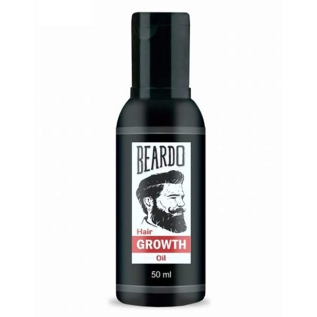 The Royale Beardo Beard and Hair Growth Oil 50 ml With Natural Ingredients - Rose and Hibiscus Oils