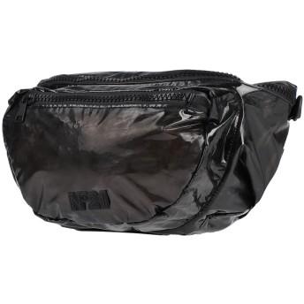 《セール開催中》N°21 レディース バックパック&ヒップバッグ 鉛色 紡績繊維