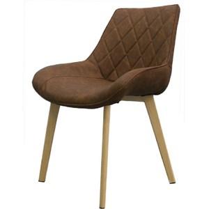 【YOI傢俱】維洛納休閒椅-咖啡布面