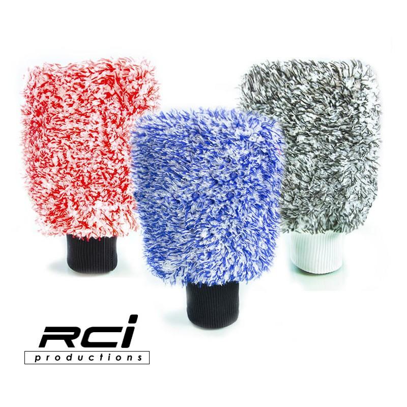 OLIMA 纖維 洗車手套 外銷加大款 擦車手套 取代洗車海棉 DIY 汽車美容
