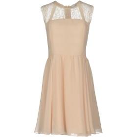 《セール開催中》I BLUES レディース ミニワンピース&ドレス サンド 46 ポリエステル 100% / ナイロン