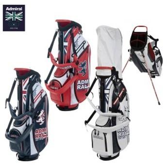 キャディバッグ メンズ レディース アドミラルゴルフ Admiral Golf 日本正規品 ゴルフ