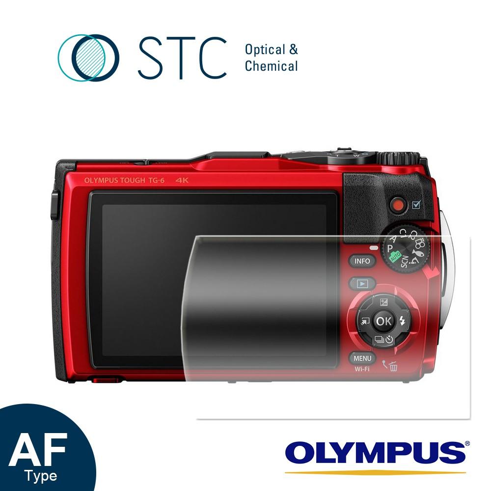 【STC】9H鋼化玻璃保護貼 專為Olympus TG-6 觸控式相機螢幕設計