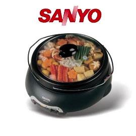 SANLUX 三洋 電火鍋 HPS-28K