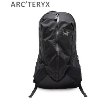 アークテリクス リュック ARRO 22 24016 28170 STEALTH BLACK ARC'TERYX バッグ デイパック バックパック メンズ レディース