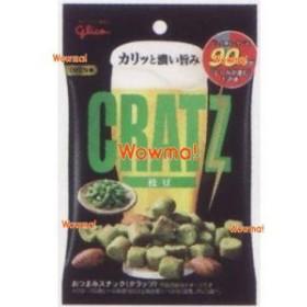 WOxグリコ 42G クラッツ枝豆×120個【x】