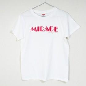 80年代風のレトロTシャツ Mirage '82