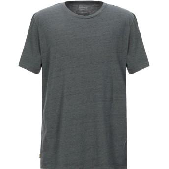 《セール開催中》BELLEROSE メンズ T シャツ 鉛色 XL コットン 100%
