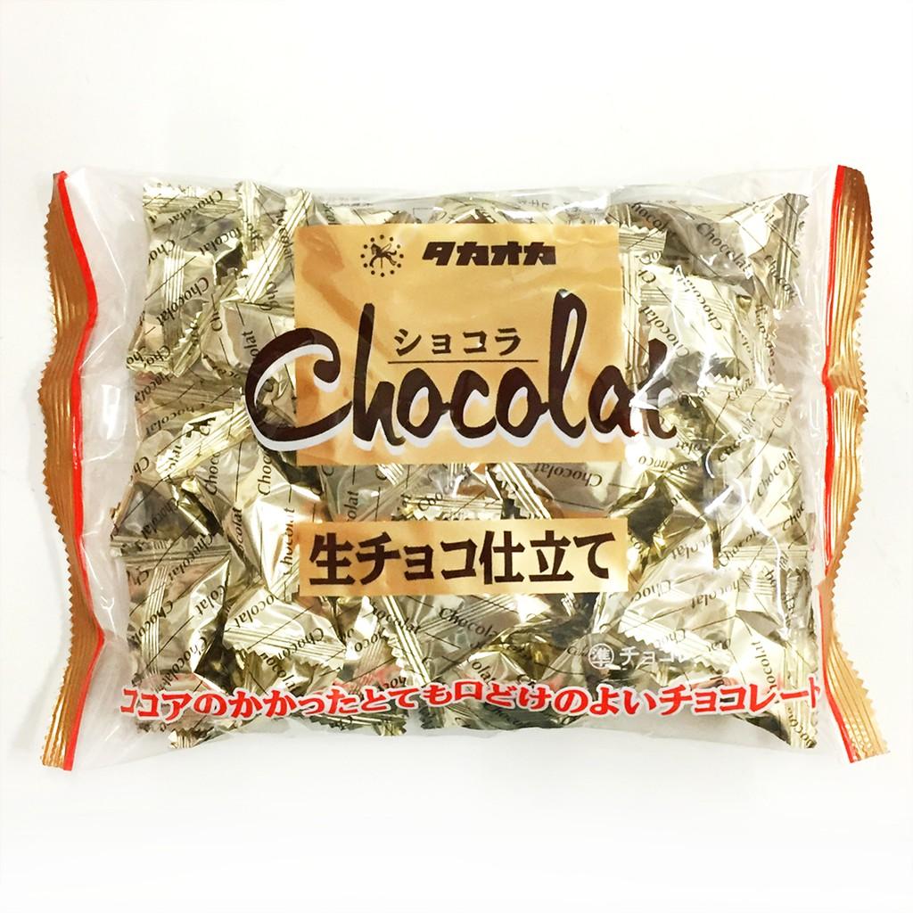 高岡Kataoka 黃金巧克力 192g
