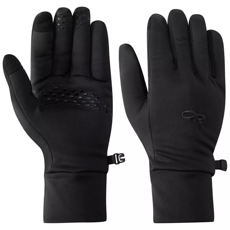 Outdoor Research Vigor HW 男款可觸控刷毛保暖手套 OR271560 0001 黑