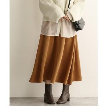 【ジャーナルスタンダード/JOURNAL STANDARD】 カッセンクロスギャザースカート