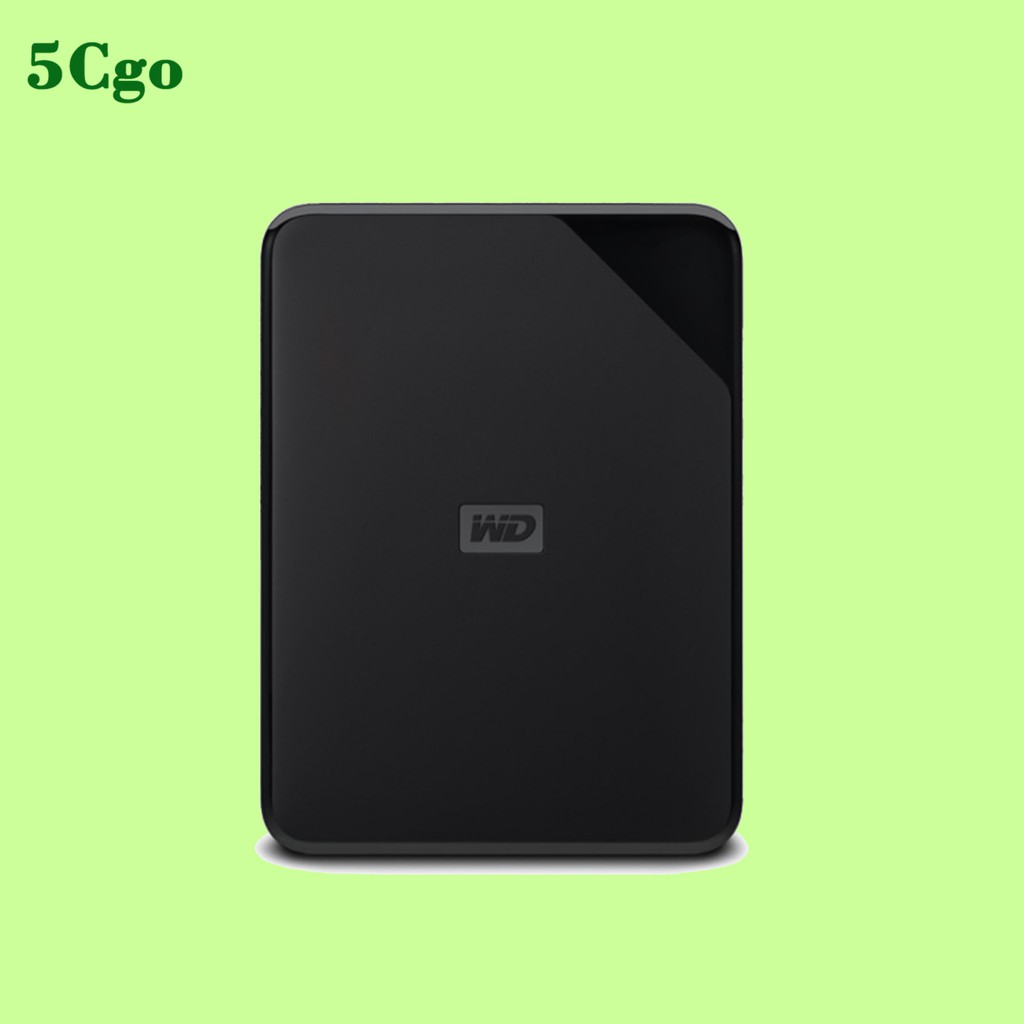 5Cgo【含稅】WD西部數據移動硬碟Elements元素SE 1T 2T 3T 4T 5tb 2t 5t 4t USB