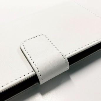 【カスタマイズイラスト 手帳型 スマホケース】イラストを組み合わせて作るセミオーダー