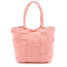 Daily russet(デイリー ラシット) レディース 外旗製品染めFPトートバッグ(M) ピンク