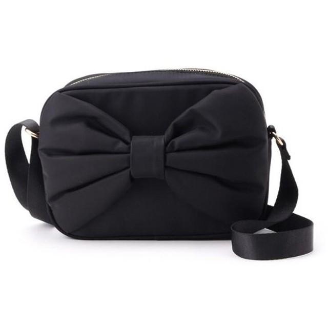 Couture Brooch / クチュールブローチ リボンデザインショルダーバッグ