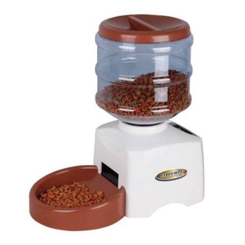 Armonto阿曼特《寵物自動餵食器AM-271-200F2》容量5.5公升 可錄音播放『WANG』