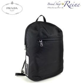 プラダ(PRADA) ナイロン テスート バックパック リュック バッグ 2VZ021 美品 【中古】