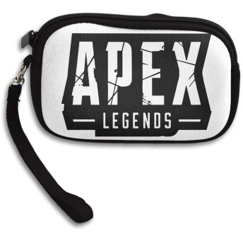 Apex Legends アペックスレジェンド 小さい財布 イヤホンケース ミニボックス ケース 収納袋 コイン 小物整理 薄い財布 ミニ財布 シンプル ミニバッグ