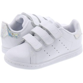 [アディダス] STAN SMITH CF I RUNNING WHITE/RUNNING WHITE/CORE BLACK15.5cm