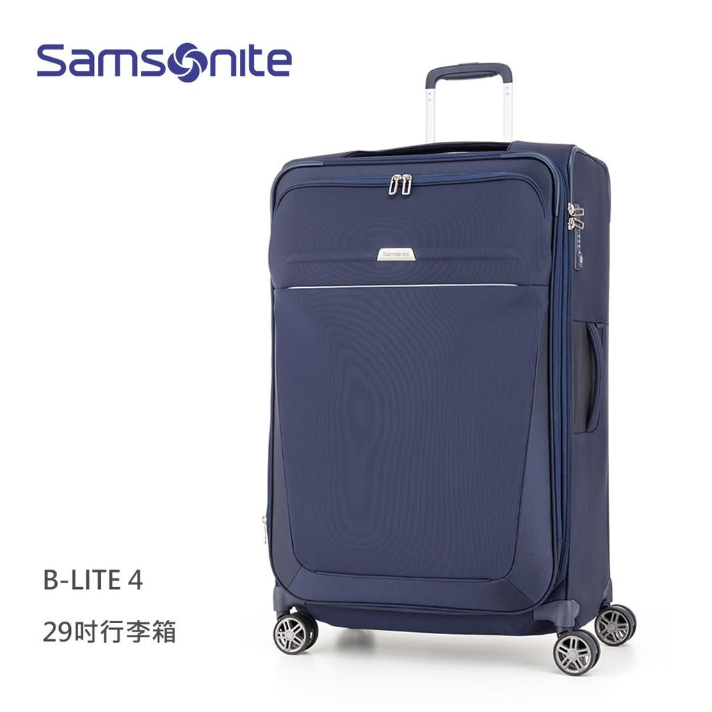 Samsonite 新秀麗【B-Lite 4 GM3】29吋行李箱 輕量3.2kg 可擴充大容量 飛機輪(39D升級款)