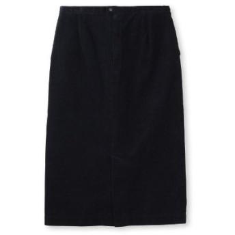 JET(ジェット)【洗える】コットンコーデュロイタイトスカート