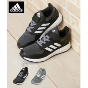 adidas 靴 キッズ ファイト CLASSIC EL K  グレー/黒 17~20.5cm ニッセン