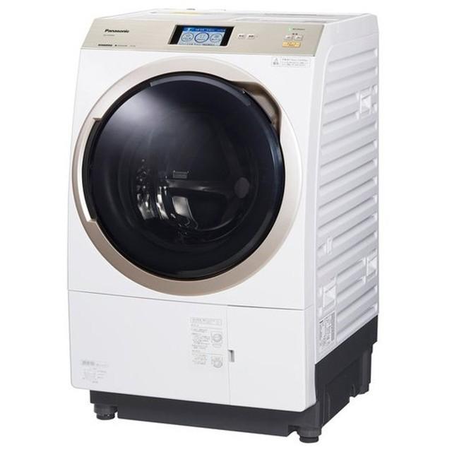 【12月以降の配達】クレーン搬入費半額セール東京23区限定配送条件付きで処分無料パナソニック11kg左開きドラム式洗濯乾燥機 NA-VX9900L-W