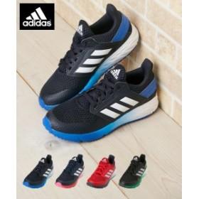 adidas 靴 キッズ ファイトRC K  黒×グリーン/黒×ピンク/黒×ブルー/赤 17~21.5cm ニッセン