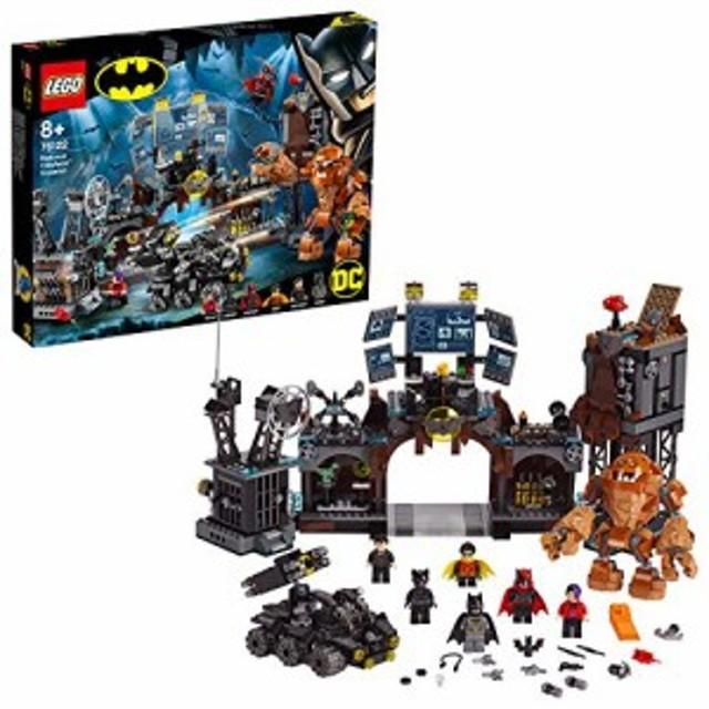 レゴ(LEGO) スーパー・ヒーローズ  クレイフェイス(TM) のバットケイブ侵入(中古品)