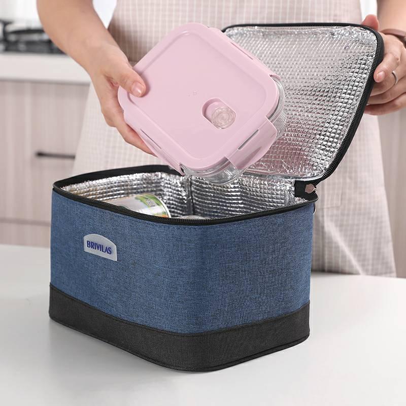 寬手提保溫保冷餐袋  大容量