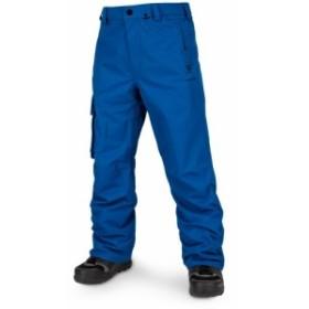 ボルコム Volcom メンズ スキー・スノーボード ボトムス・パンツ Ventral Snowboard Pants 2020 Blue